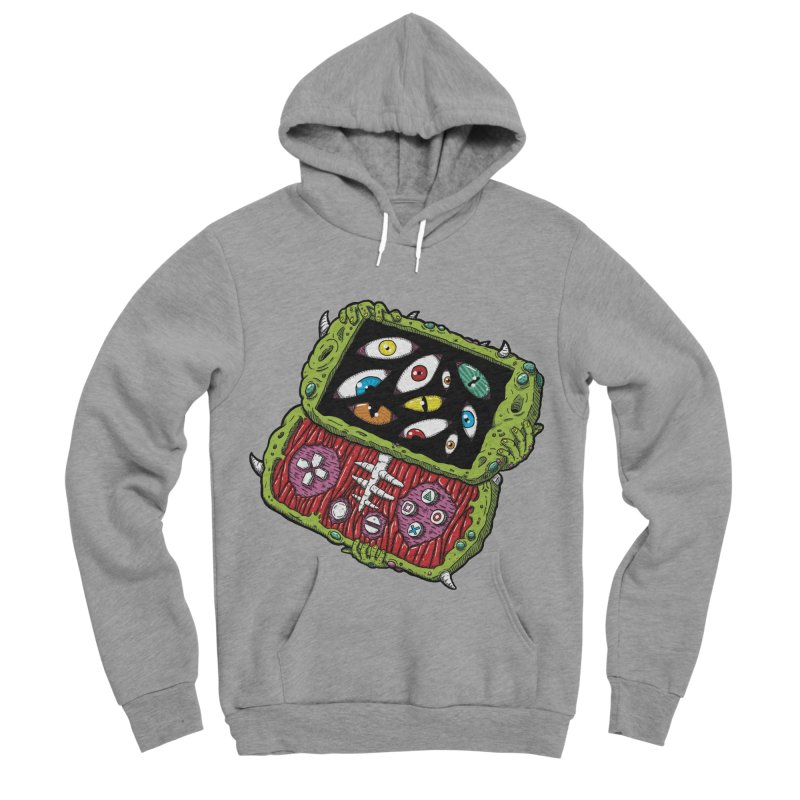 Controller Freaks - Subject P5P-G0 Women's Sponge Fleece Pullover Hoody by Mystic Soda