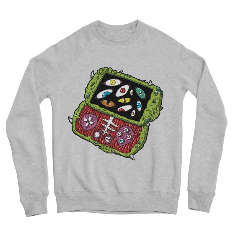 Controller Freaks - Subject P5P-G0 Women's Sponge Fleece Sweatshirt by Mystic Soda