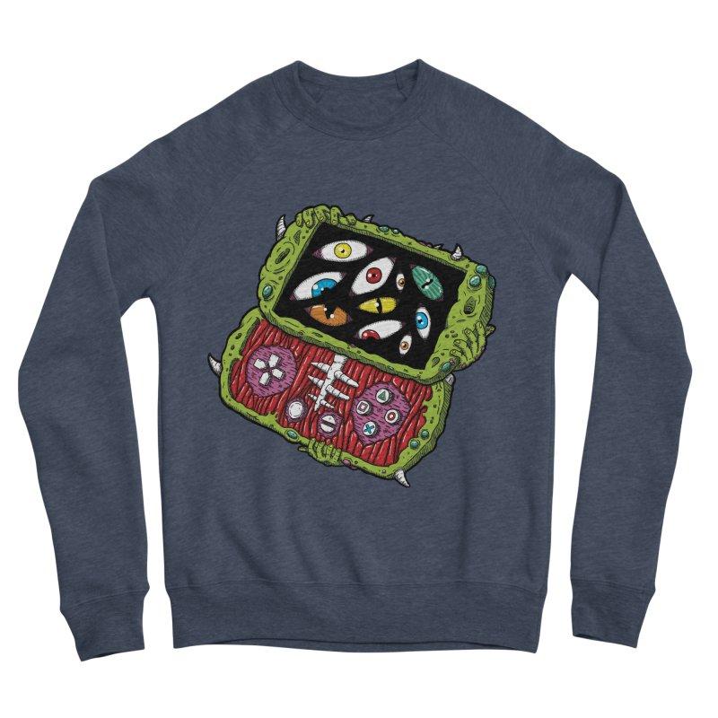 Controller Freaks - Subject P5P-G0 Men's Sponge Fleece Sweatshirt by Mystic Soda