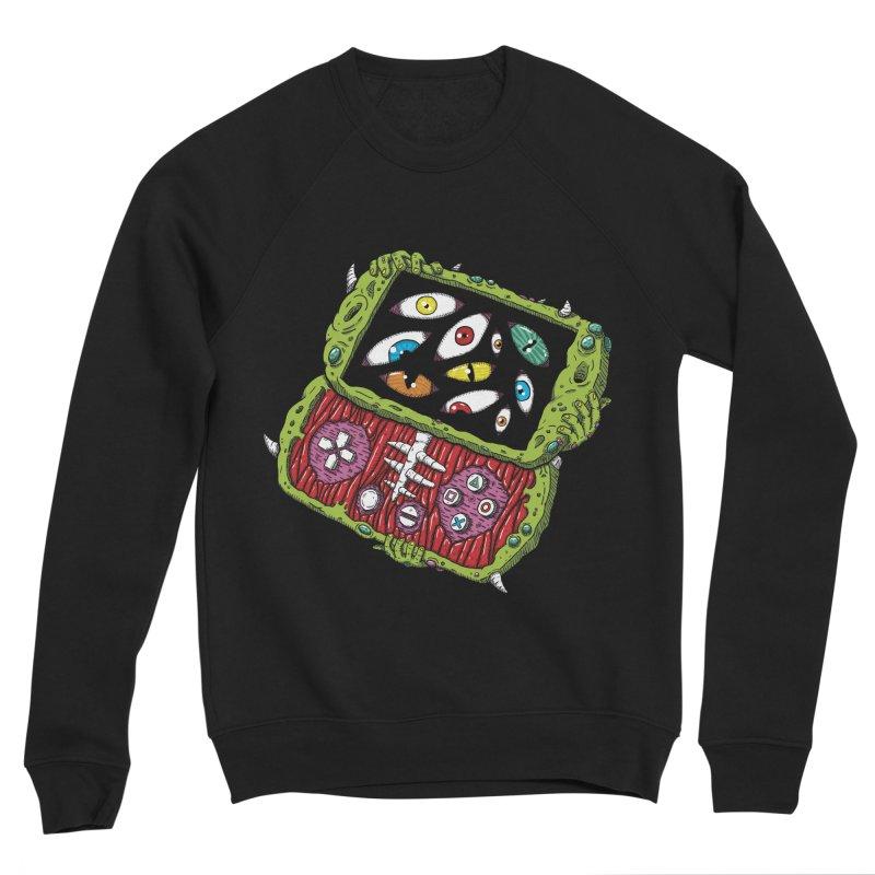 Controller Freaks - Subject P5P-G0 Women's Sponge Fleece Sweatshirt by Mystic Soda