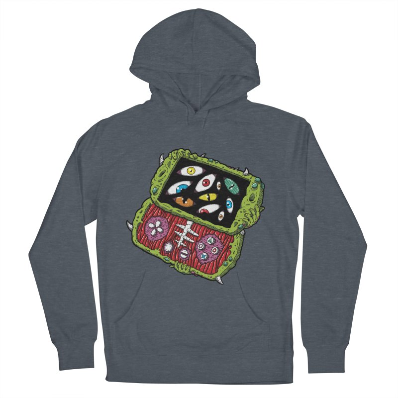 Controller Freaks - Subject P5P-G0 Women's French Terry Pullover Hoody by Mystic Soda