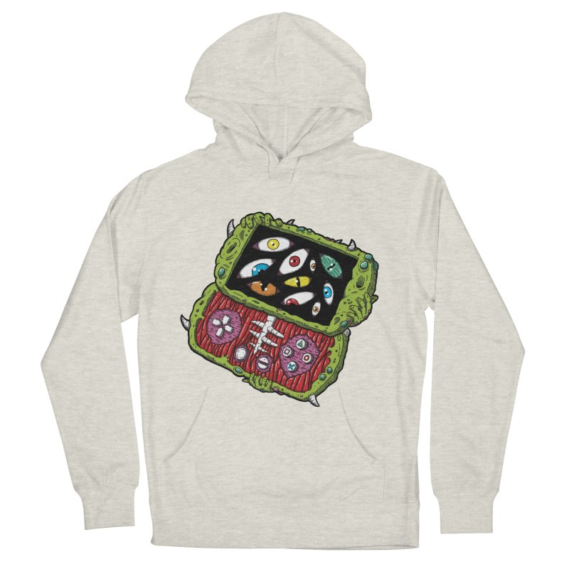 Controller Freaks - Subject P5P-G0 Men's French Terry Pullover Hoody by Mystic Soda