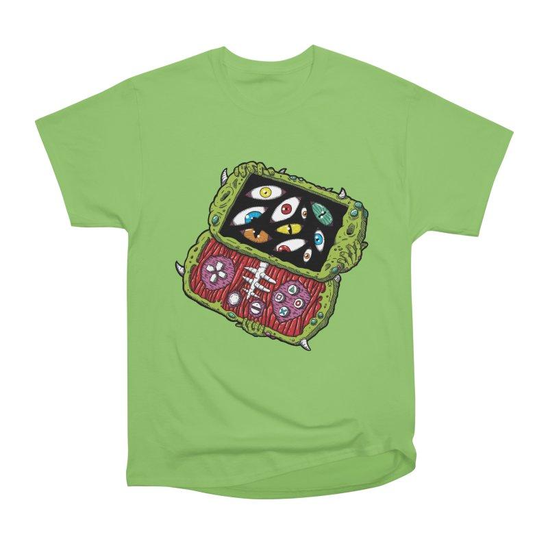 Controller Freaks - Subject P5P-G0 Women's Heavyweight Unisex T-Shirt by Mystic Soda