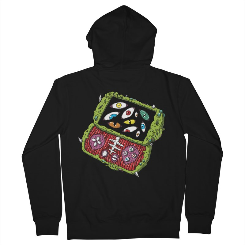 Controller Freaks - Subject P5P-G0 Women's French Terry Zip-Up Hoody by Mystic Soda