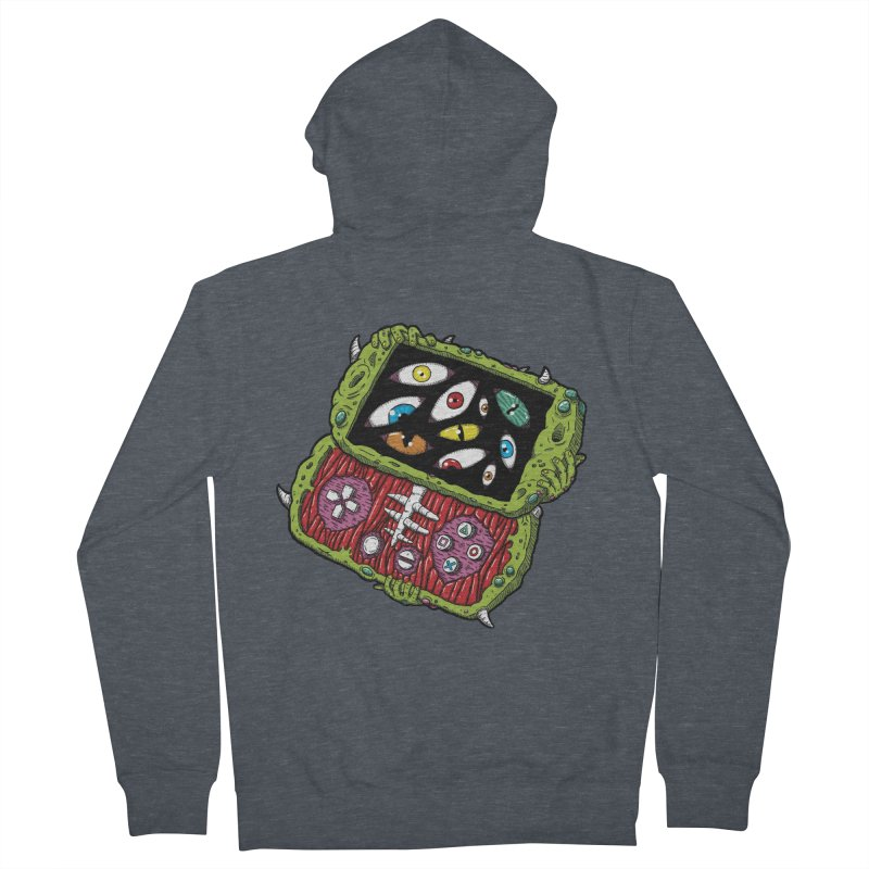 Controller Freaks - Subject P5P-G0 Men's French Terry Zip-Up Hoody by Mystic Soda