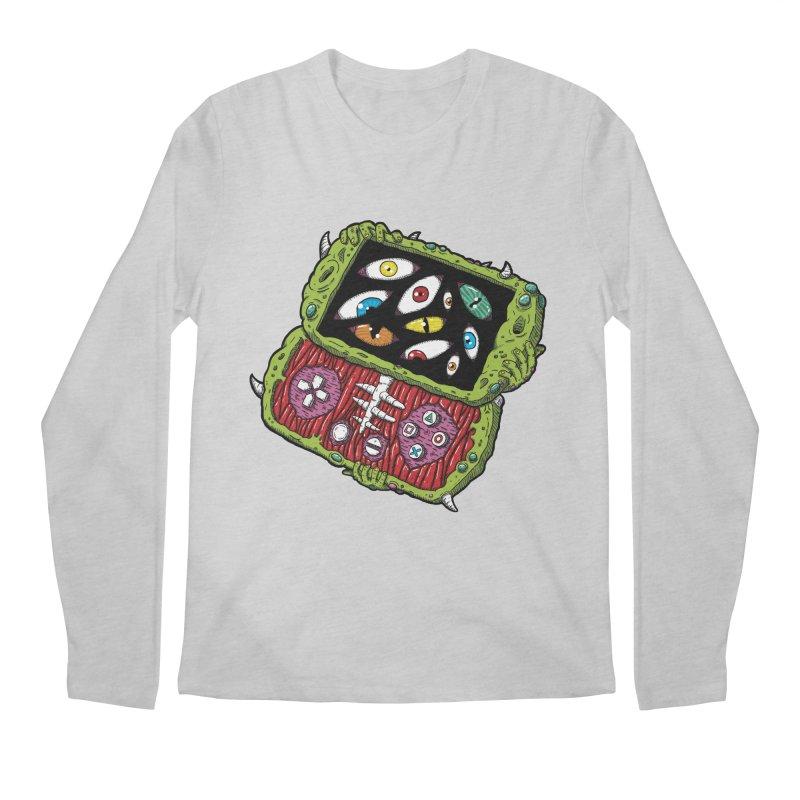 Controller Freaks - Subject P5P-G0 Men's Regular Longsleeve T-Shirt by Mystic Soda