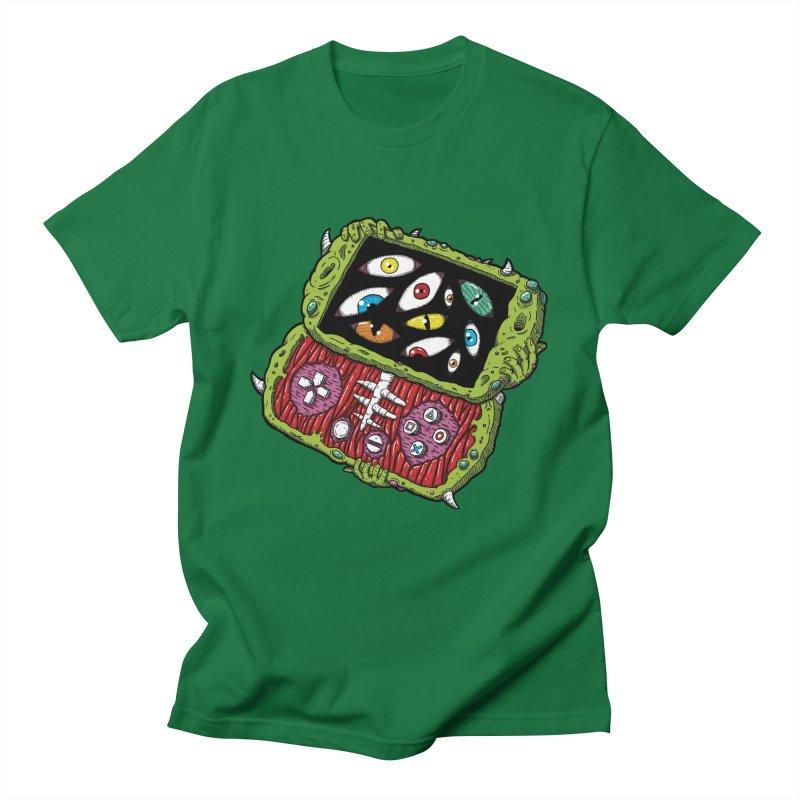 Controller Freaks - Subject P5P-G0 Men's Regular T-Shirt by Mystic Soda