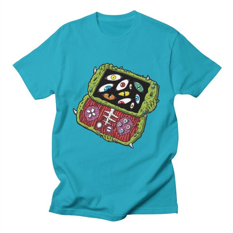 Controller Freaks - Subject P5P-G0 Women's Regular Unisex T-Shirt by Mystic Soda