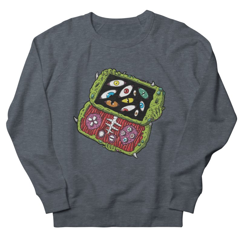 Controller Freaks - Subject P5P-G0 Women's French Terry Sweatshirt by Mystic Soda