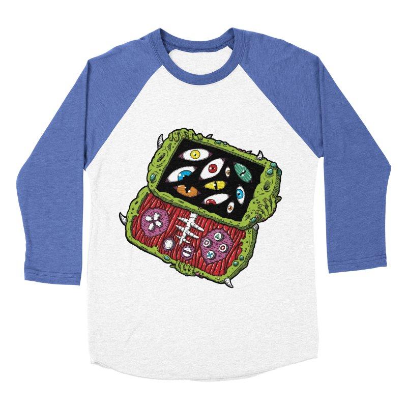 Controller Freaks - Subject P5P-G0 Women's Baseball Triblend Longsleeve T-Shirt by Mystic Soda