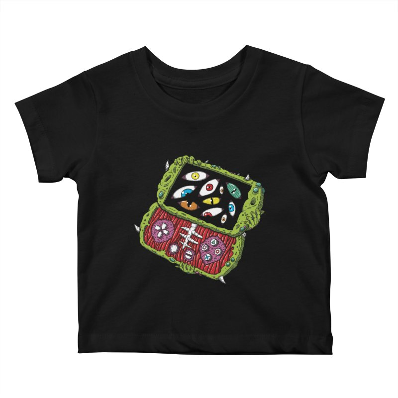 Controller Freaks - Subject P5P-G0 Kids Baby T-Shirt by Mystic Soda