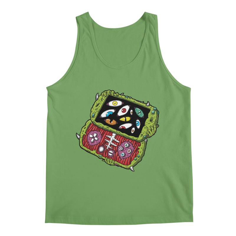 Controller Freaks - Subject P5P-G0 Men's Tank by Mystic Soda