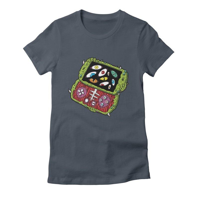 Controller Freaks - Subject P5P-G0 Women's T-Shirt by Mystic Soda