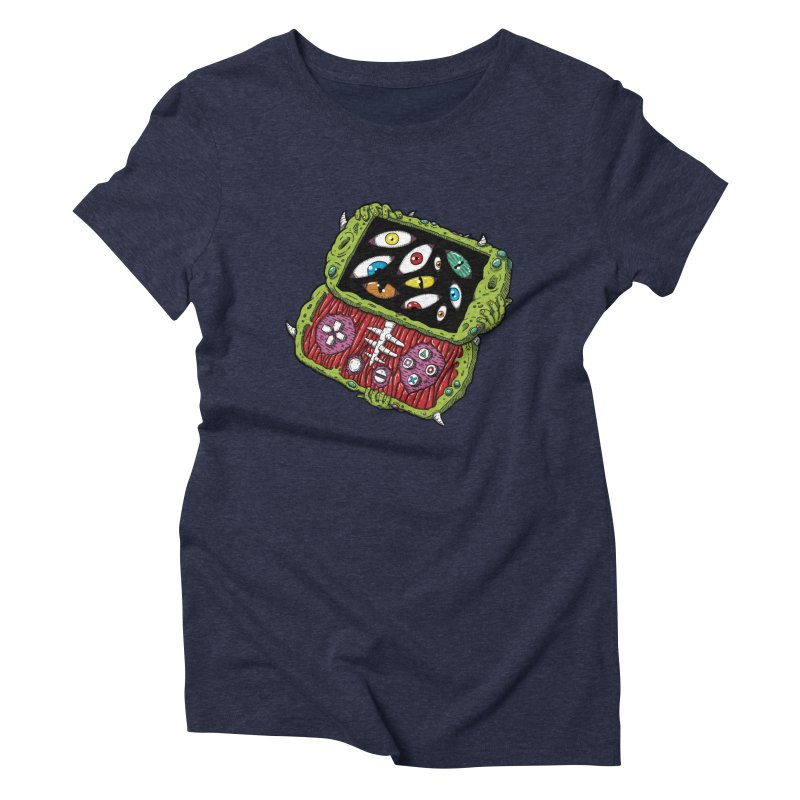 Controller Freaks - Subject P5P-G0 Women's Triblend T-Shirt by Mystic Soda