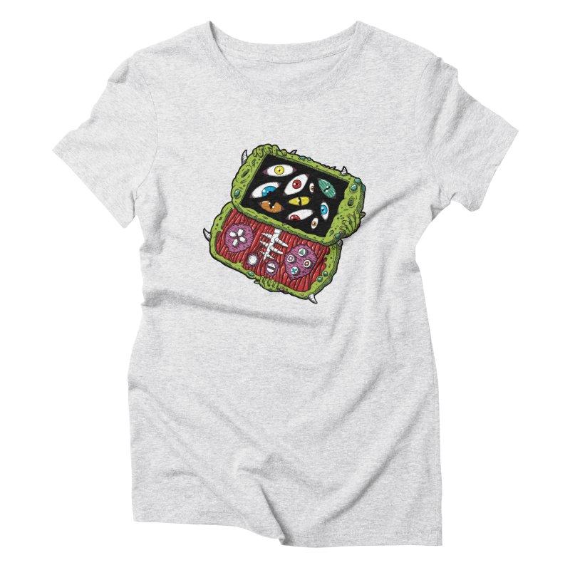 Controller Freaks - Subject P5P-G0 Women's Triblend T-Shirt by Mystic Soda