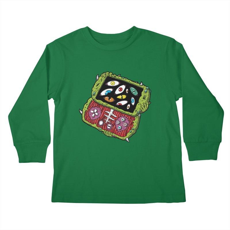 Controller Freaks - Subject P5P-G0 Kids Longsleeve T-Shirt by Mystic Soda