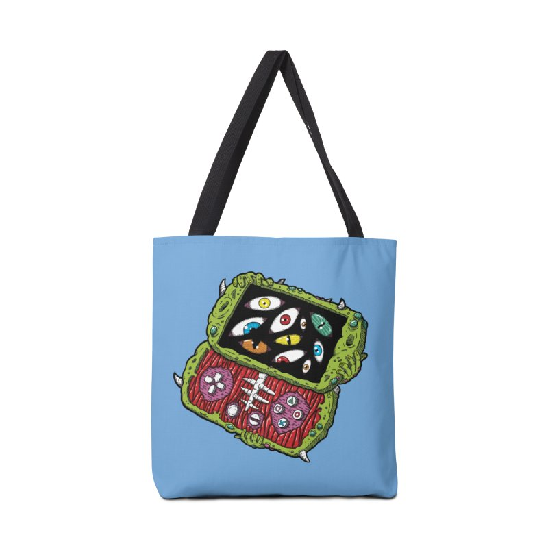 Controller Freaks - Subject P5P-G0 Accessories Tote Bag Bag by Mystic Soda