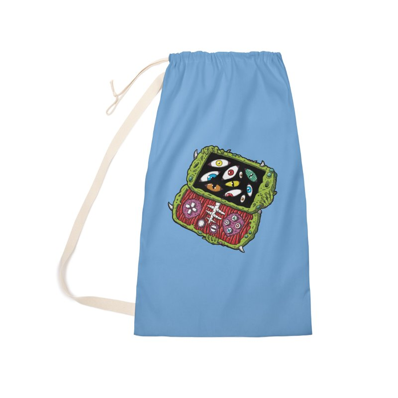Controller Freaks - Subject P5P-G0 Accessories Laundry Bag Bag by Mystic Soda
