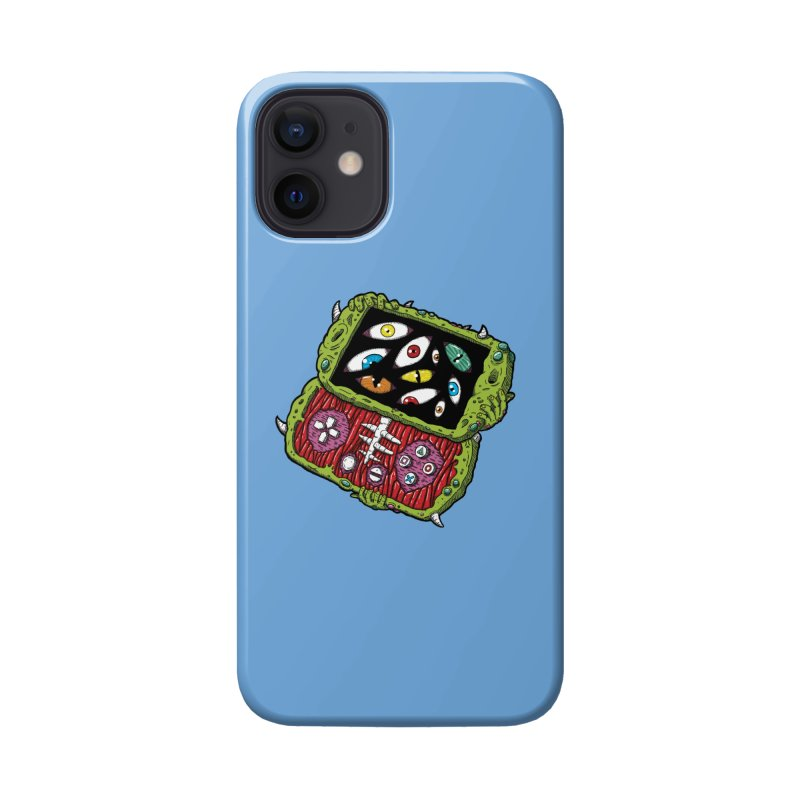 Controller Freaks - Subject P5P-G0 Accessories Phone Case by Mystic Soda