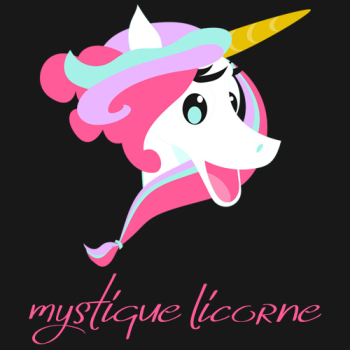 mystiquelicorne's Artist Shop Logo