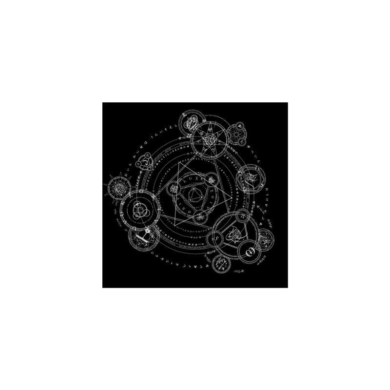Formal Magic Circle Men's T-Shirt by mytarotshop's Artist Shop