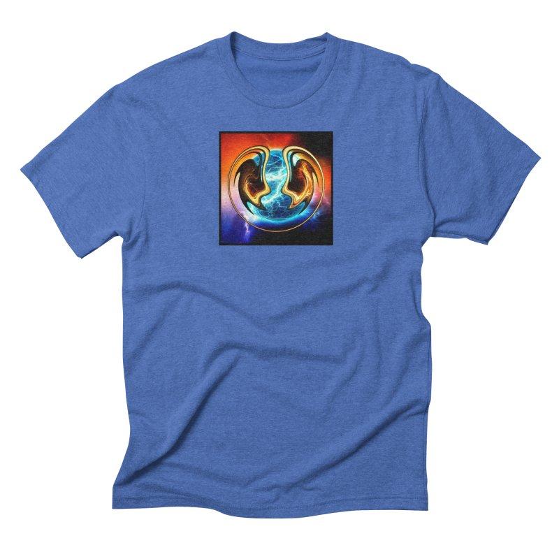 Yin and Yang Men's T-Shirt by mytarotshop's Artist Shop