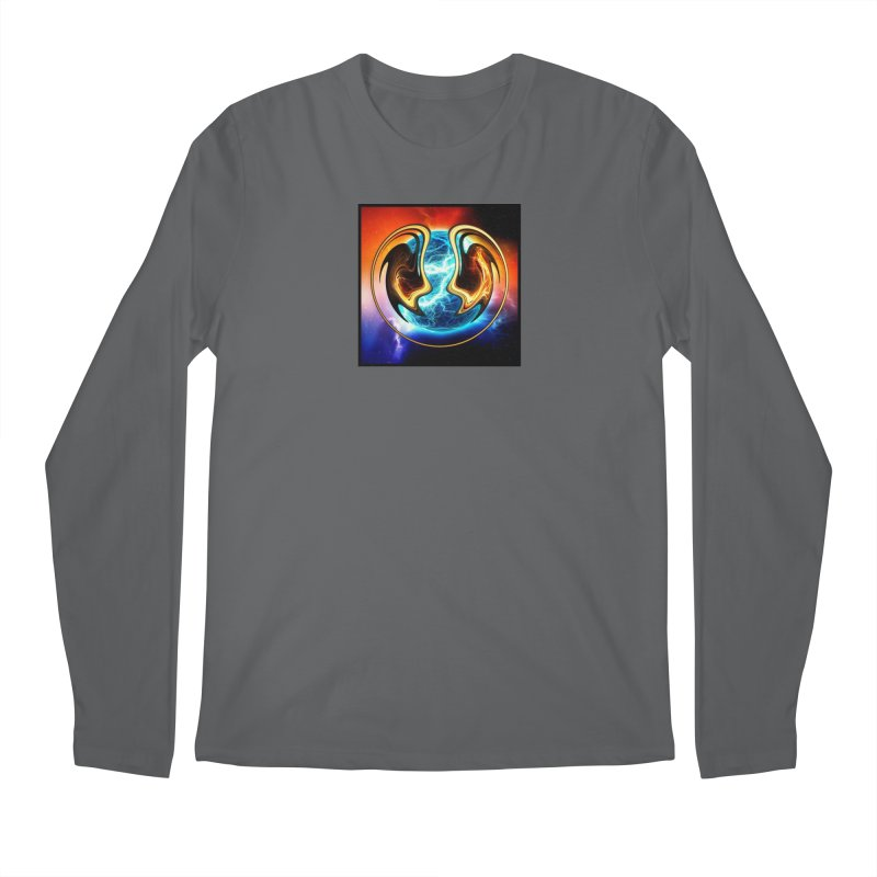 Yin and Yang Men's Longsleeve T-Shirt by mytarotshop's Artist Shop