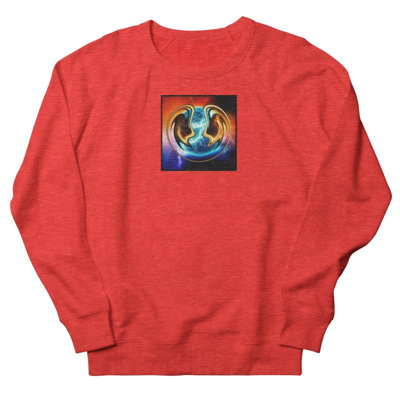 Yin and Yang Men's Sweatshirt by mytarotshop's Artist Shop