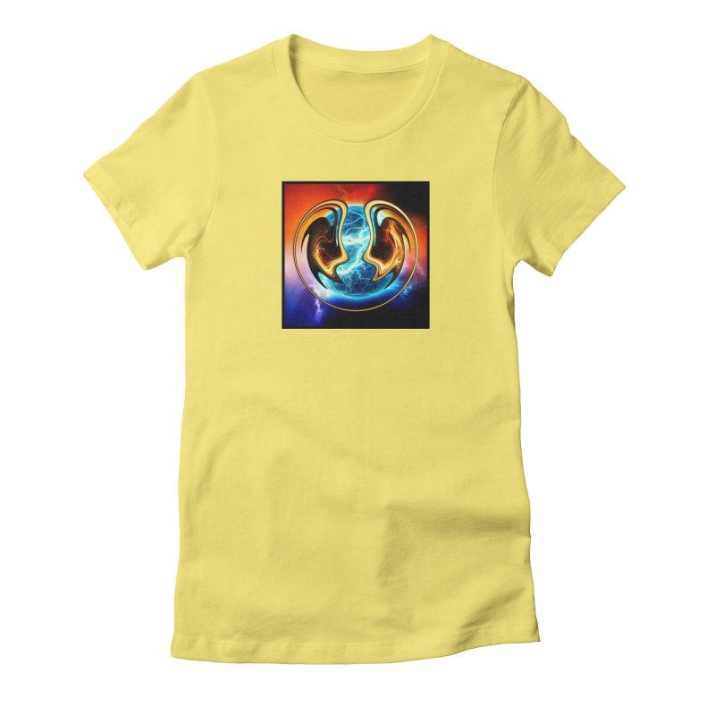 Yin and Yang Women's T-Shirt by mytarotshop's Artist Shop