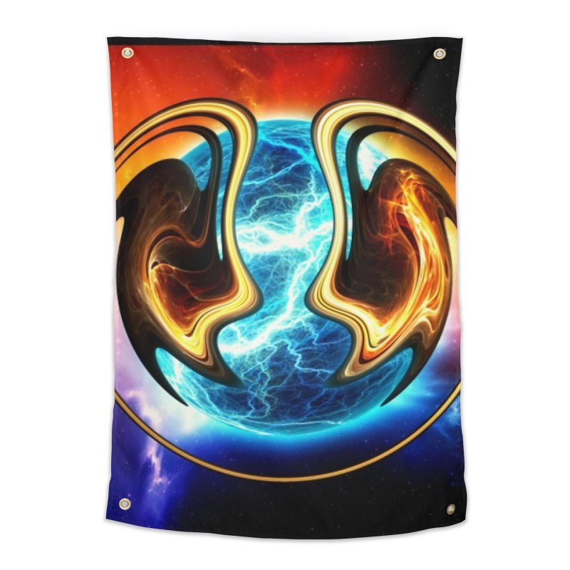 Yin and Yang Home Tapestry by mytarotshop's Artist Shop