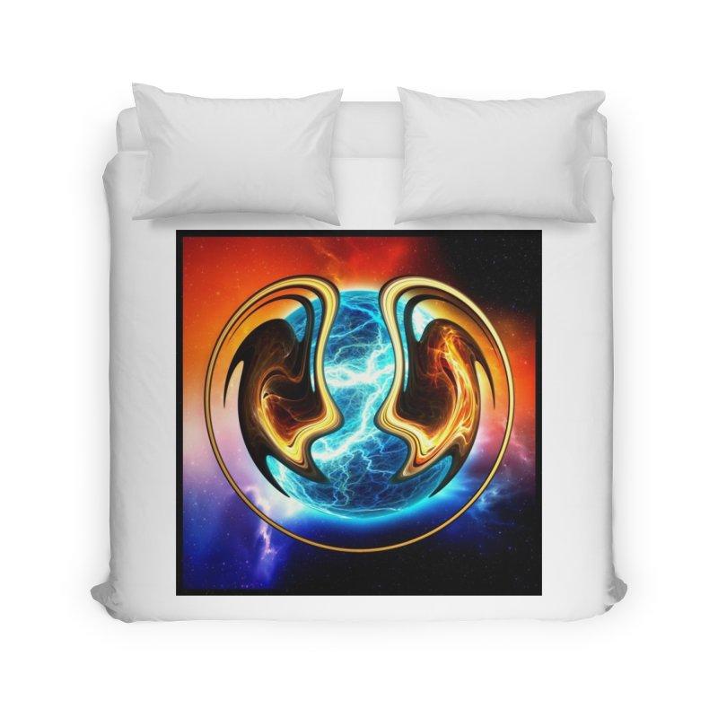 Yin and Yang Home Duvet by mytarotshop's Artist Shop