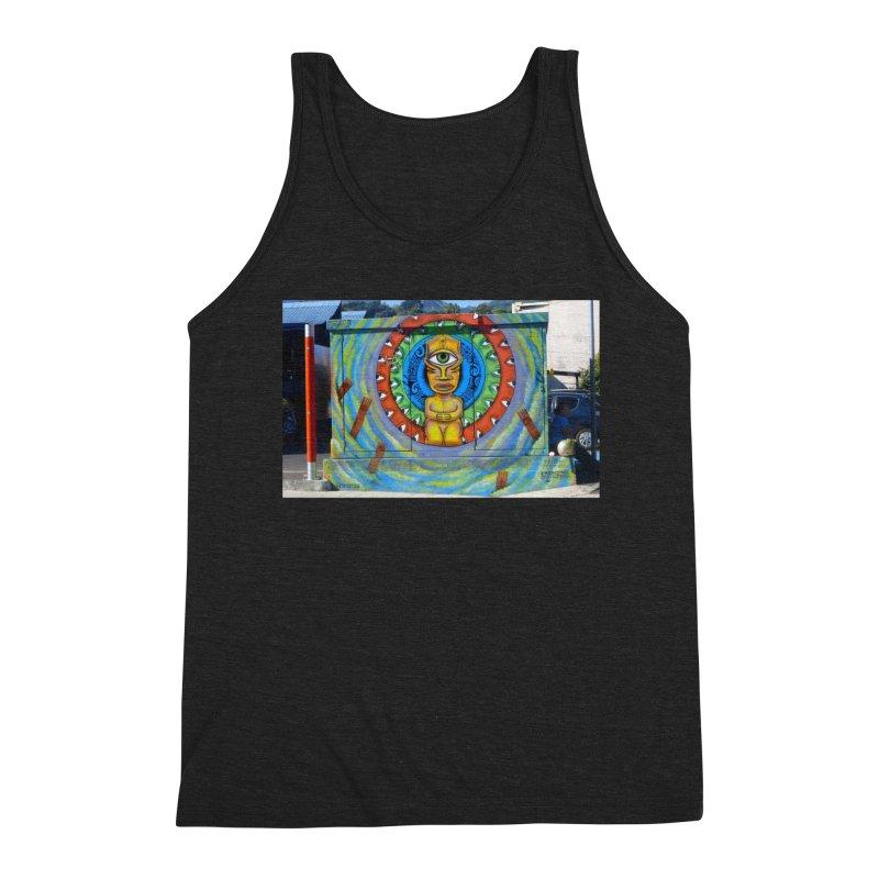 Tiki Woman Men's Tank by mytarotshop's Artist Shop
