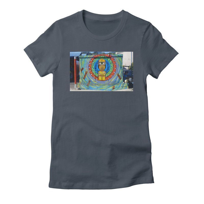 Tiki Woman Women's T-Shirt by mytarotshop's Artist Shop