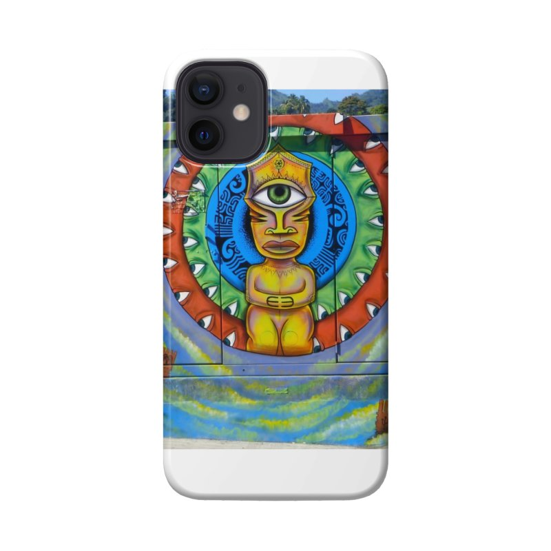 Tiki Woman Accessories Phone Case by mytarotshop's Artist Shop