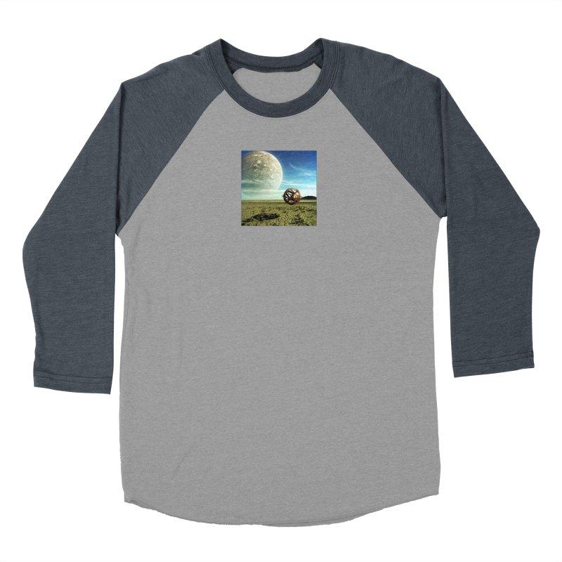 Digital Earth Women's Longsleeve T-Shirt by mytarotshop's Artist Shop