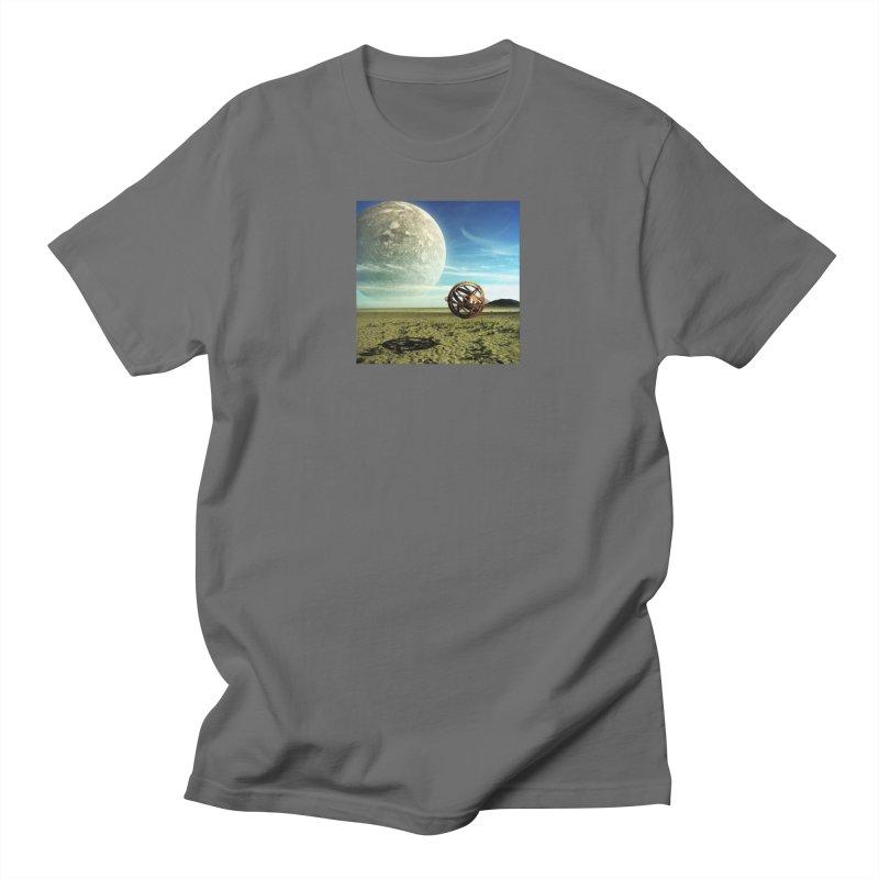 Digital Earth Men's T-Shirt by mytarotshop's Artist Shop