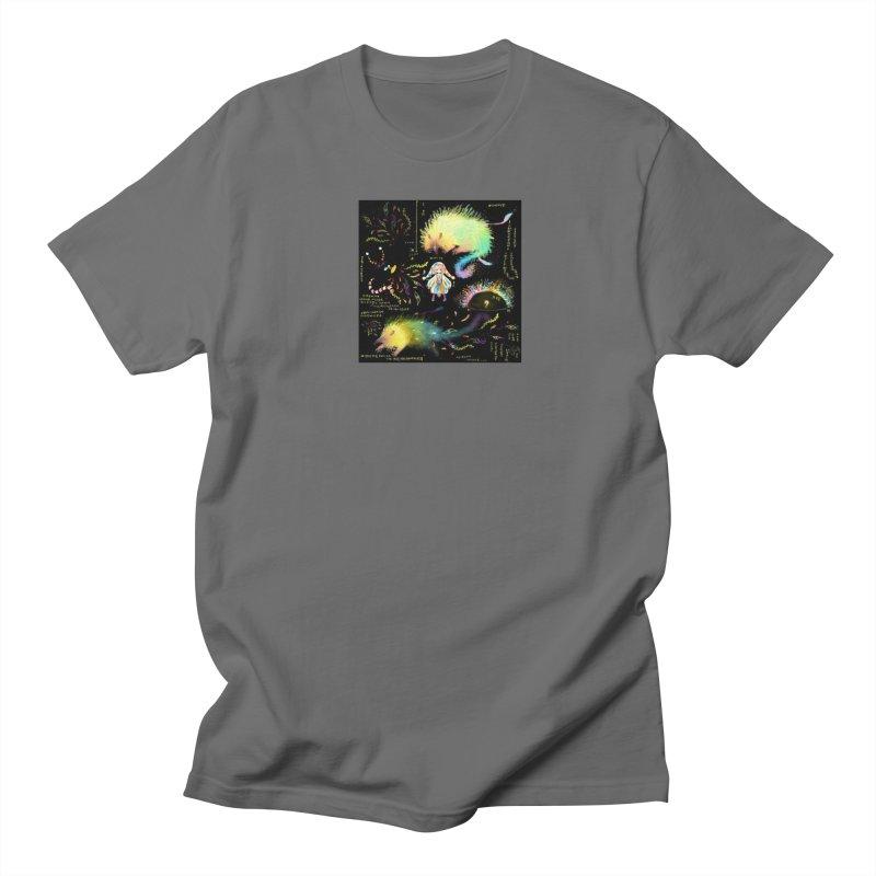 Digital Ocean's Men's T-Shirt by mytarotshop's Artist Shop