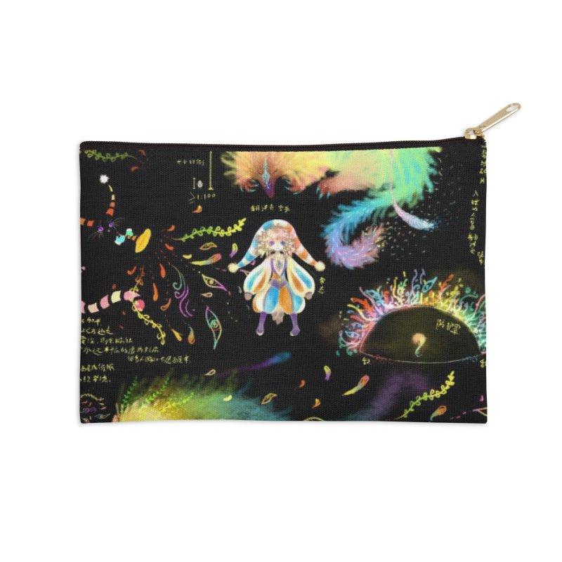 Digital Ocean's Accessories Zip Pouch by mytarotshop's Artist Shop