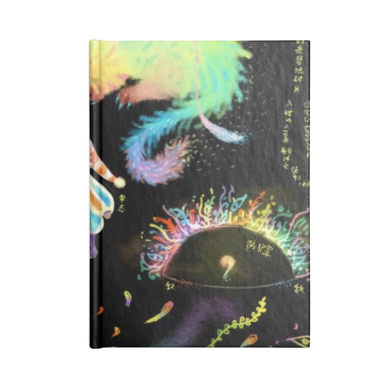 Digital Ocean's Accessories Notebook by mytarotshop's Artist Shop