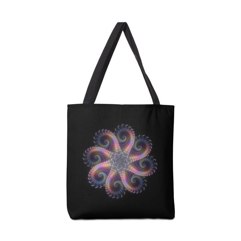 Octpo Fractual Accessories Bag by mytarotshop's Artist Shop