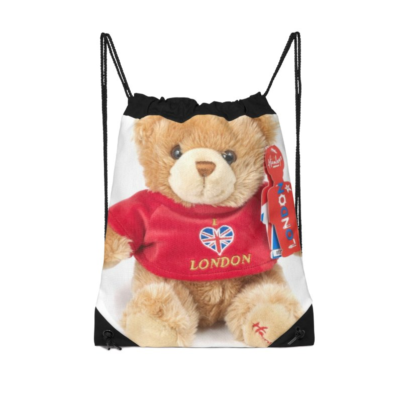 London Teddy Accessories Bag by mytarotshop's Artist Shop