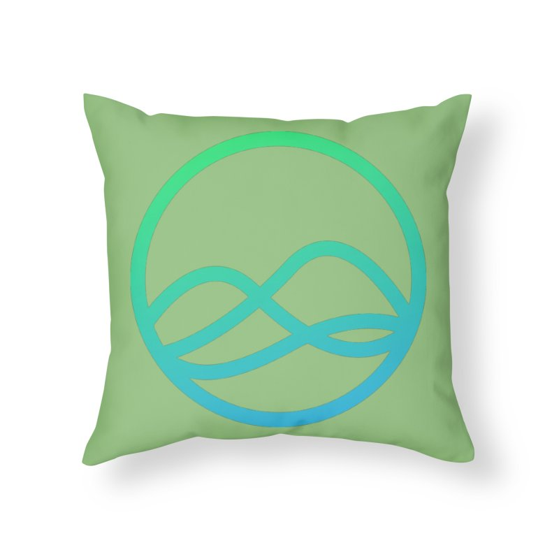In and Out Home Throw Pillow by mytarotshop's Artist Shop