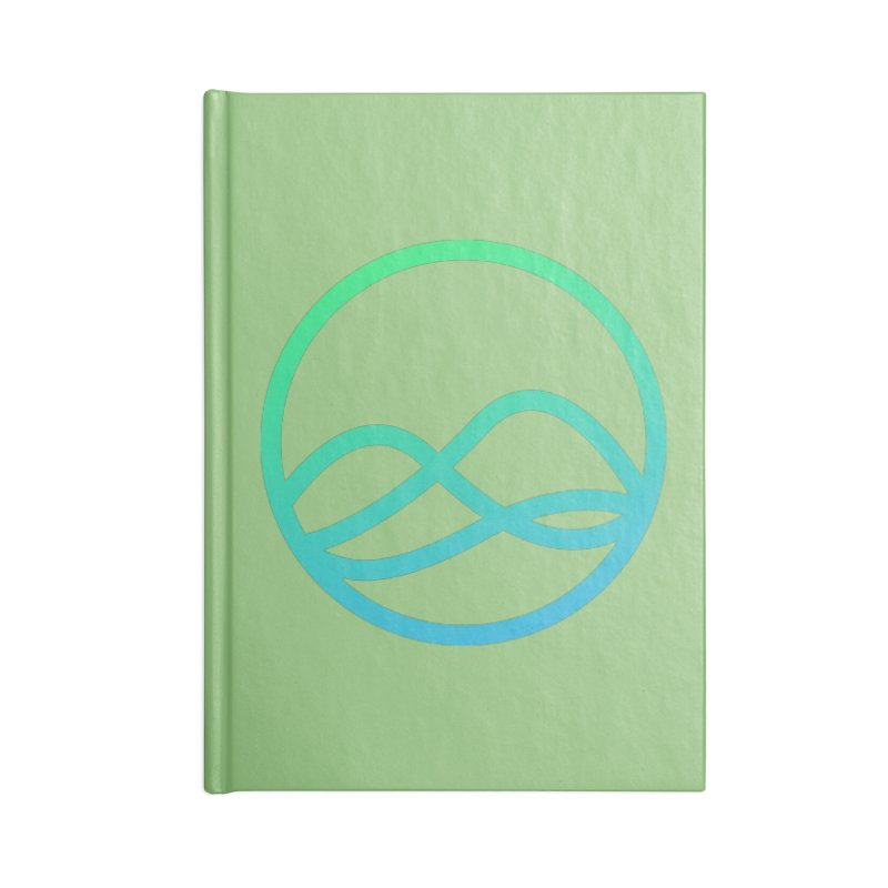 In and Out Accessories Notebook by mytarotshop's Artist Shop