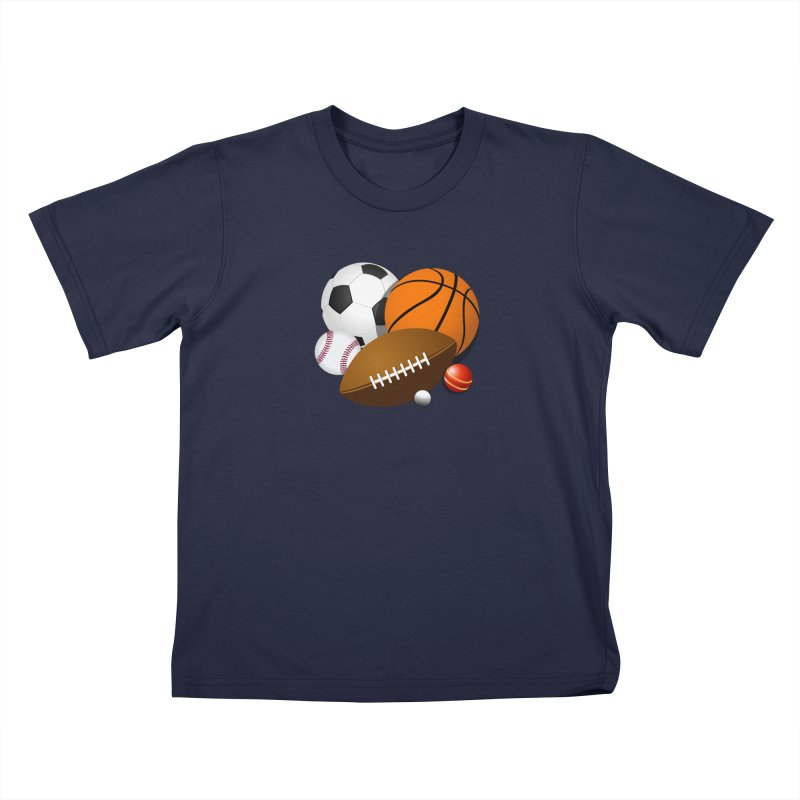 For the Guys Kids T-Shirt by mytarotshop's Artist Shop