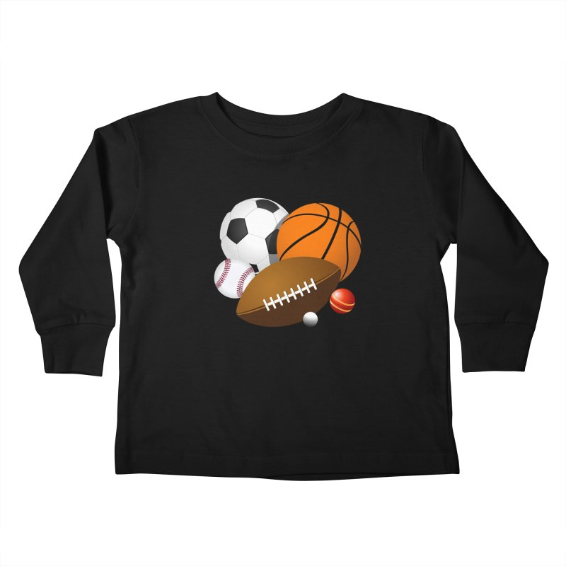 For the Guys Kids Toddler Longsleeve T-Shirt by mytarotshop's Artist Shop