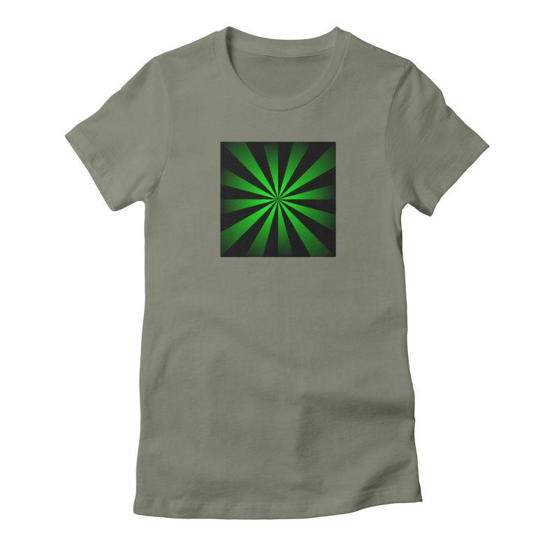 Psychadelic Women's T-Shirt by mytarotshop's Artist Shop