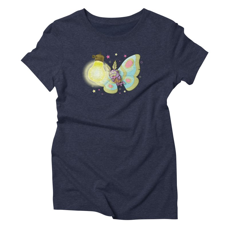 mothman Women's T-Shirt by Mythical Universe's Artist Shop