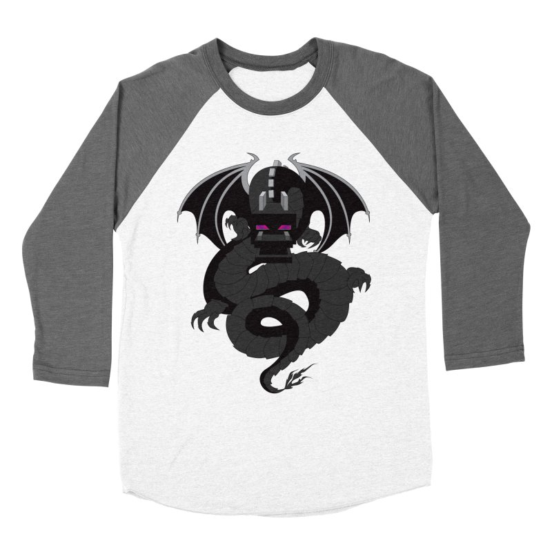 Chinese Ender Dragon Women's Longsleeve T-Shirt by Mythic Ink's Shop