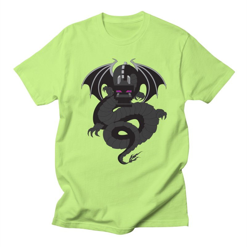 Chinese Ender Dragon Men's T-Shirt by Mythic Ink's Shop