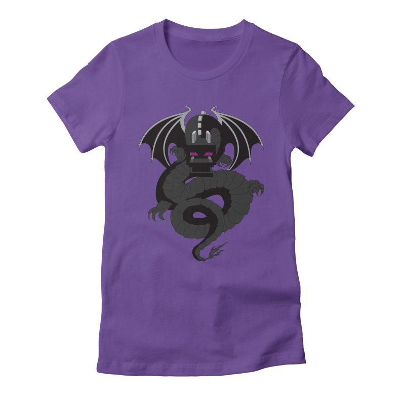 Chinese Ender Dragon Women's T-Shirt by Mythic Ink's Shop